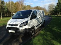 Used Ford Transit 290 Base LWB TDCi 125PS LOW MILES, ECO STOP / START AND ONE FORD OWNER