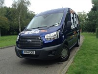 Used Ford Transit 290 TREND L2 H2 FWD TDCI 125PS RADIO UPGRADE SYNC PK5, AIR CON AND AUTO