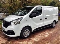 Used Renault Trafic SL27 dCi 115 Business + SWB - Bluetooth A/C