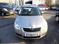 Used Skoda Roomster 16V 2 5dr