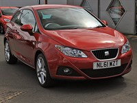 Used SEAT Ibiza Sportrider 3dr