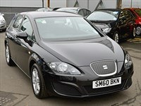 Used SEAT Leon TDI CR Ecomotive S 5dr