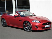 Used Jaguar XK Supercharged V8 Dynamic R 2dr Auto