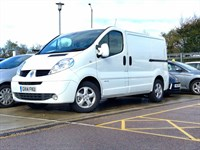 Used Renault Trafic 27 Sport DCI 115