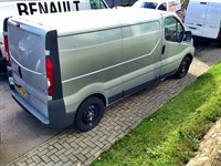Used Renault Trafic 29 DCI 115
