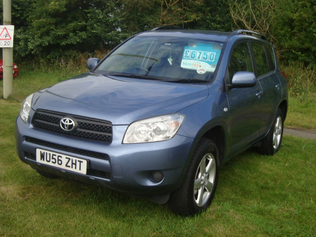 Mobility Cars Toyota Rav4 >> Toyota RAV4 RAV-4 XT3 VVT-I for sale - Tackley, Oxfordshire, Mobility One Ltd