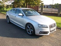 used Audi A5 SPORTBACK TDI S LINE in ely-cambridgeshire