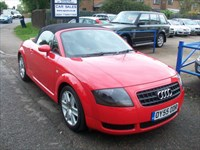 used Audi TT ROADSTER in ely-cambridgeshire