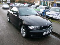 used BMW 120d M SPORT in ely-cambridgeshire