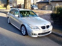 used BMW 520d M SPORT TOURING in ely-cambridgeshire