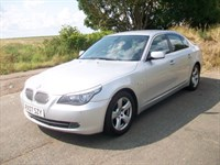 used BMW 520d SE (6)SPEED in ely-cambridgeshire