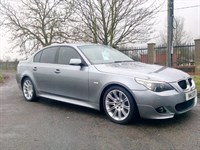 used BMW 535d M SPORT in ely-cambridgeshire