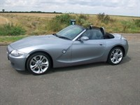 used BMW Z4 SI SE ROADSTER SPORT in ely-cambridgeshire