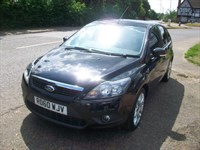 used Ford Focus ZETEC TDCI in ely-cambridgeshire