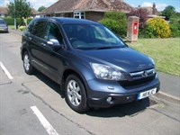 used Honda CR-V I-CTDI ES in ely-cambridgeshire