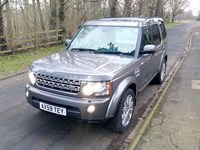 used Land Rover Discovery 4 TDV6 HSE in ely-cambridgeshire
