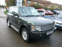 used Land Rover Range Rover TD6 VOGUE in ely-cambridgeshire