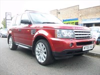 used Land Rover Range Rover Sport SPORT SUPERCHARGED in ely-cambridgeshire