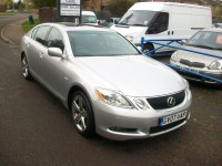 used Lexus GS 300 SE-L in ely-cambridgeshire