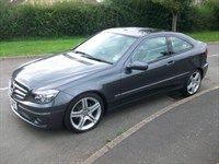 used Mercedes CLC220 CDI SPORT in ely-cambridgeshire
