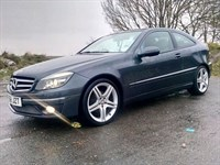 used Mercedes CLC220 CDI SPORT DIESEL!! in ely-cambridgeshire