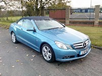 used Mercedes E200 CGI BLUEEFFICIENCY SE in ely-cambridgeshire
