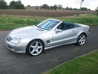 used Mercedes S500L (7) SPEED AUTO!!! in ely-cambridgeshire