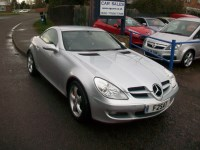 used Mercedes SLK350 SLK SLK350 in ely-cambridgeshire
