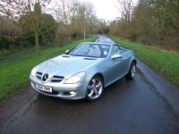 used Mercedes SLK350  SLK 350 in ely-cambridgeshire
