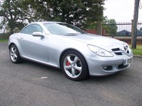 used Mercedes SLK350 FULL LEATHER AUTO!! in ely-cambridgeshire