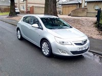 used Vauxhall Astra SE CDTI in ely-cambridgeshire