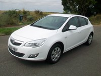 used Vauxhall Astra EXCLUSIV in ely-cambridgeshire