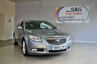 used Vauxhall Insignia SRI NAV CDTI DIESEL in ely-cambridgeshire