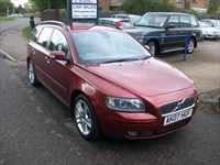 used Volvo V50 D SE in ely-cambridgeshire