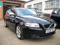 used Volvo V50 SPORT D R DESIGN in ely-cambridgeshire