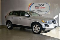 used Volvo XC60 AWD LUX SE D5 DIESEL in ely-cambridgeshire