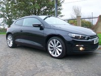 used VW Scirocco GT TDI BLUEMOTION TECHNOLOGY in ely-cambridgeshire