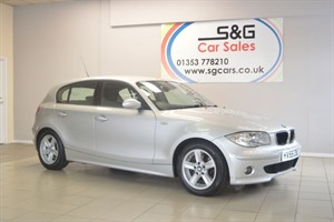 Car of the week - BMW 120d SPORT - Only £5,695