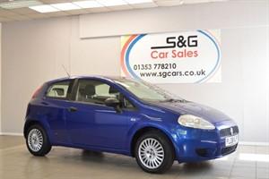 Car of the week - Fiat Grande Punto ACTIVE 8V - Only £1,850