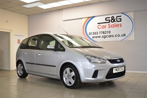 Car of the week - Ford C-Max STYLE TDCI - Only £2,995