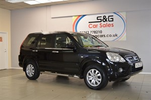 Car of the week - Honda CR-V I-CTDI EXECUTIVE - Only £3,995