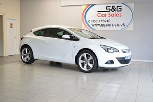 Car of the week - Vauxhall Astra GTC SRI S/S coupe - Only £7,695
