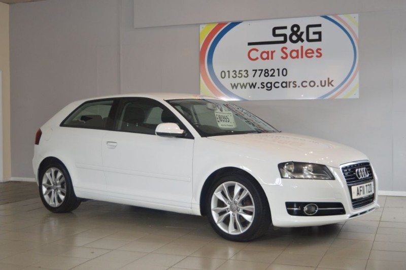 used Audi A3 TDI SPORT 2.0 140 in ely-cambridgeshire