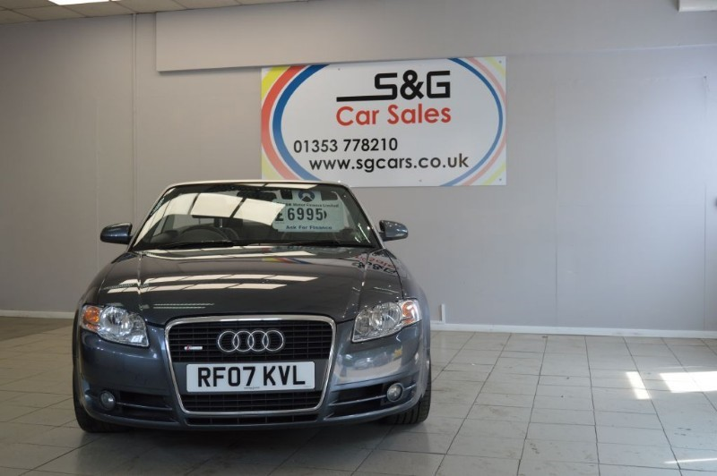 used Audi A4 T FSI S LINE in ely-cambridgeshire