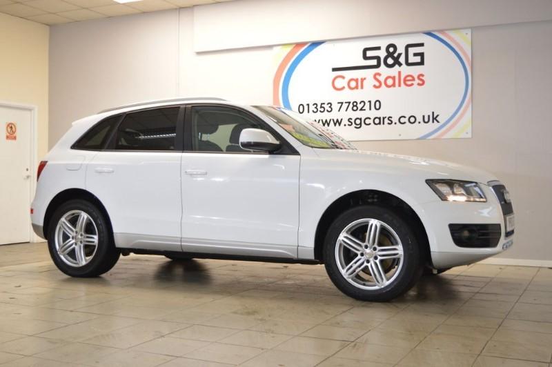 used Audi Q5 TDI QUATTRO in ely-cambridgeshire