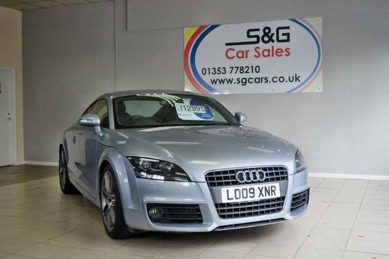 used Audi TT TFSI S LINE SPECIAL EDITION in ely-cambridgeshire