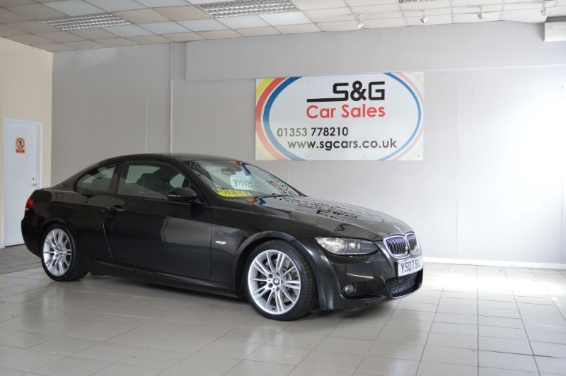 used BMW 335d M SPORT in ely-cambridgeshire
