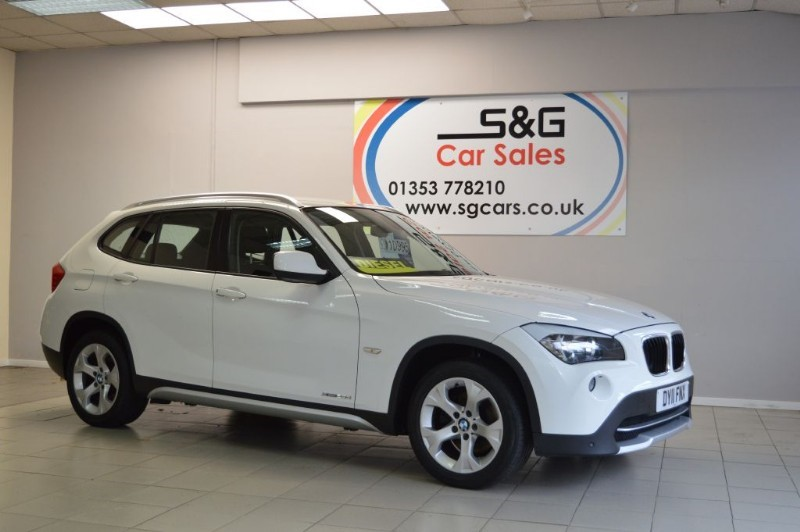used BMW X1 XDRIVE20D SE in ely-cambridgeshire