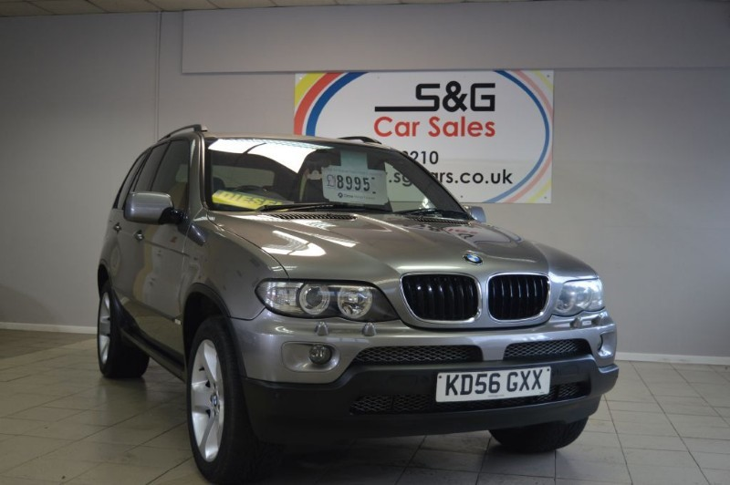 used BMW X5 D SPORT in ely-cambridgeshire
