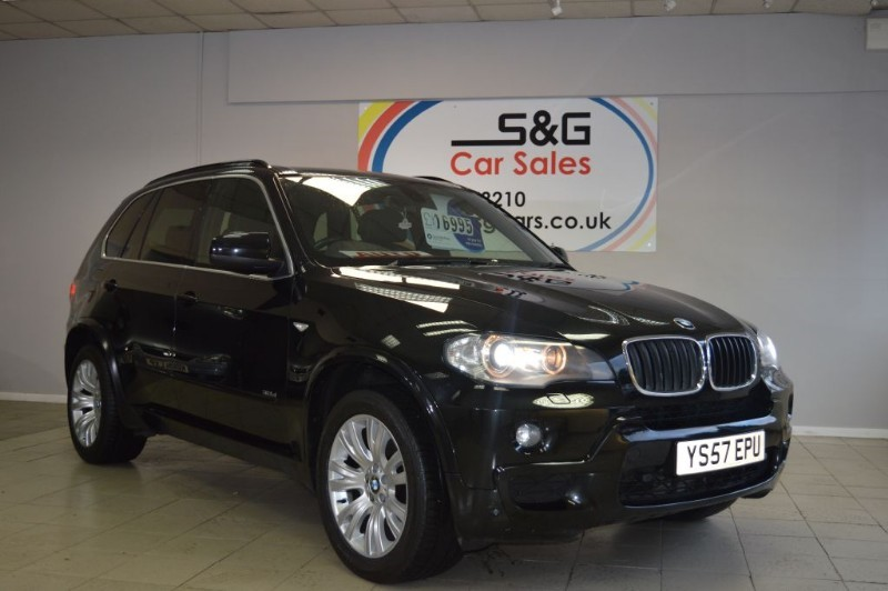 used BMW X5 D M SPORT diesel in ely-cambridgeshire